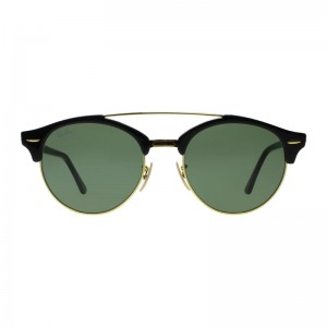 RAY BAN Clubround Doublebridge RB4346 901