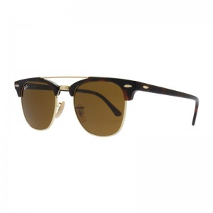 RAY BAN Clubmaster Doublebridge RB3816 990/33